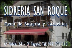 Sidrería San Roque